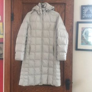Long Patagonia Down Coat